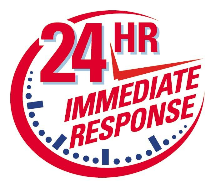 24 Hour Emergency Response